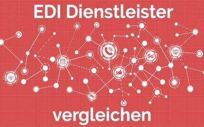 EDI Dienstleister – So unterstützen Sie Ihre Geschäftsbeziehungen sinnvoll